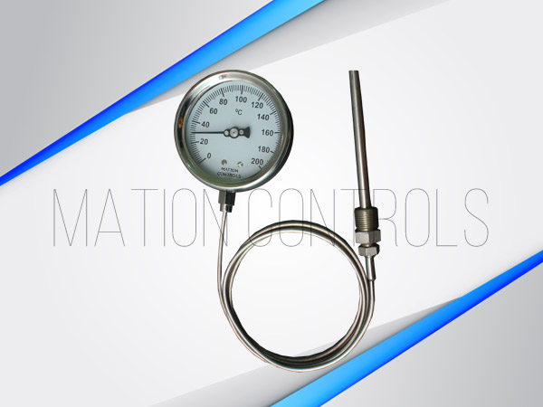 Gas-Filled-System-Thermometer