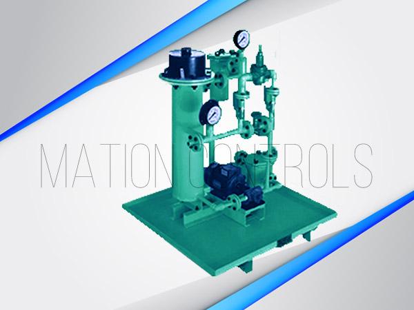 Heating & Pumping Unit Simplex