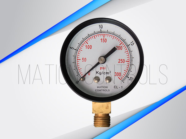 Utility-Commercial-Gauge